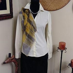🎅4/$25 Calvin Klein Yellow Shirt